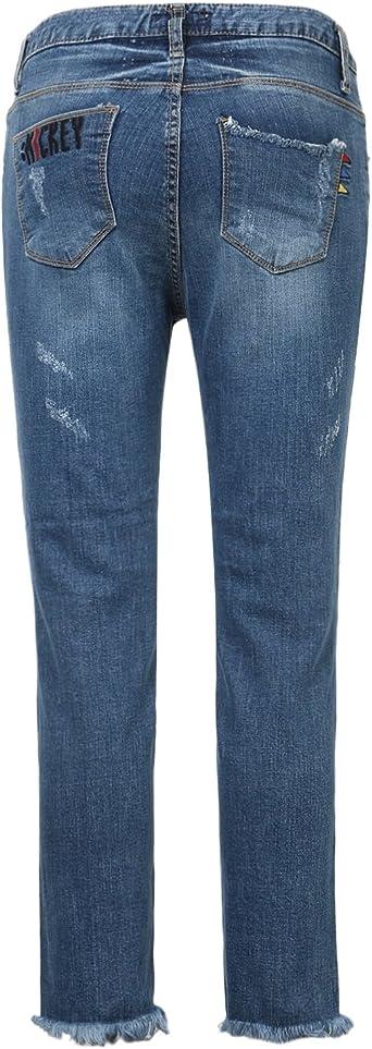 Disney Mickey Mouse Minnie Mouse Vintage Envejecido Lavar Stretch Denim Jean Pantalones Azul Washed Denim M Amazon Es Ropa Y Accesorios