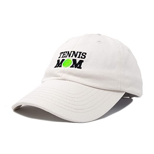DALIX Premium Cap Tennis Mom Hat for Women Hats and Caps in Beige at ... 8a1bea33f06