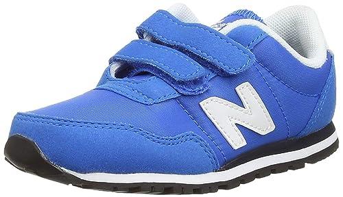 31d8fcabe New Balance KV396 Kids Lifestyle Velcro - Zapatillas de Deporte para niño