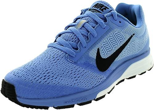 Nike - Air Zoom Fly 2 Zapatillas de Running para Mujer (Azul)- UE 38,5 - US 7,5, Color Azul - Azul, tamaño EU 40,5 - US 9: Amazon.es: Zapatos y complementos
