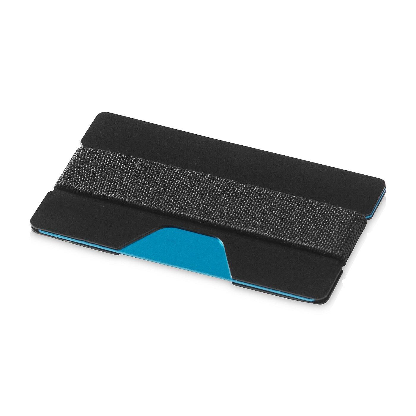 MARKSMAN - Slim wallet - RFID resistant - black