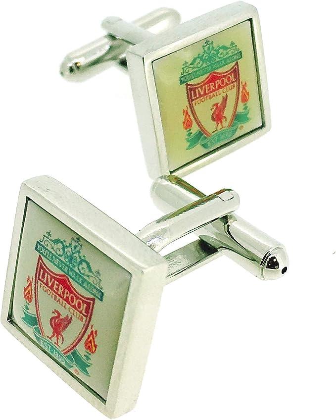 Gemelolandia | Gemelos para camisa Equipo de Futbol Liverpool ...