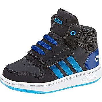 adidas Hoops Mid 2.0 I Sneakers, Unisex Children, Grey