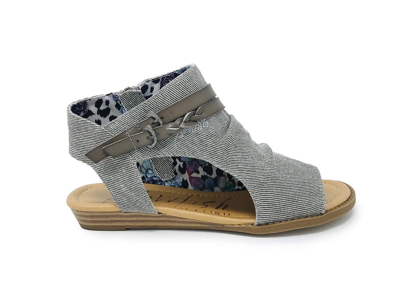 3b03b56e00fe Blowfish Malibu Women s Blumoon Casual Sandal  Amazon.ca  Shoes   Handbags