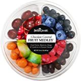 Dilettante Chocolate Fruit Medley® Wheel - 16 Oz Party Assortment