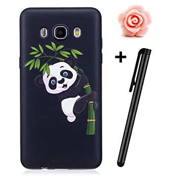 cover samsung j5 2016 panda