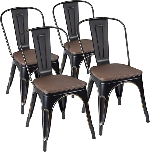 KaiMeng Metal Dining Chair