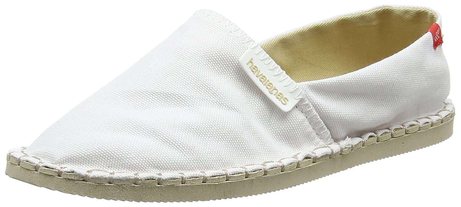 Havaianas - 4137014 - 19956 Espadrilles Espadrilles - Mixte Multicolore Adulte Multicolore Blanc (White) 273804d - piero.space