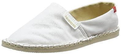 Havaianas Unisex-Erwachsene Origine III Espadrilles, Weiß (White 0001), 40 EU