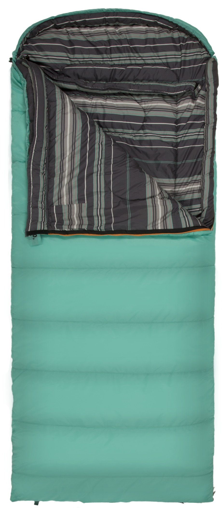 TETON Sports Regular Sleeping Bag; Great for Family Camping; Free Compression Sack 4