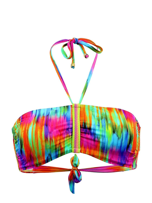 Bikini-Top Bandeau Phax Bari Bunt