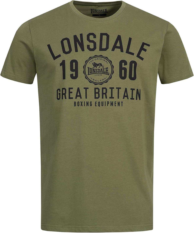 Lonsdale Dolwen Camiseta para Hombre