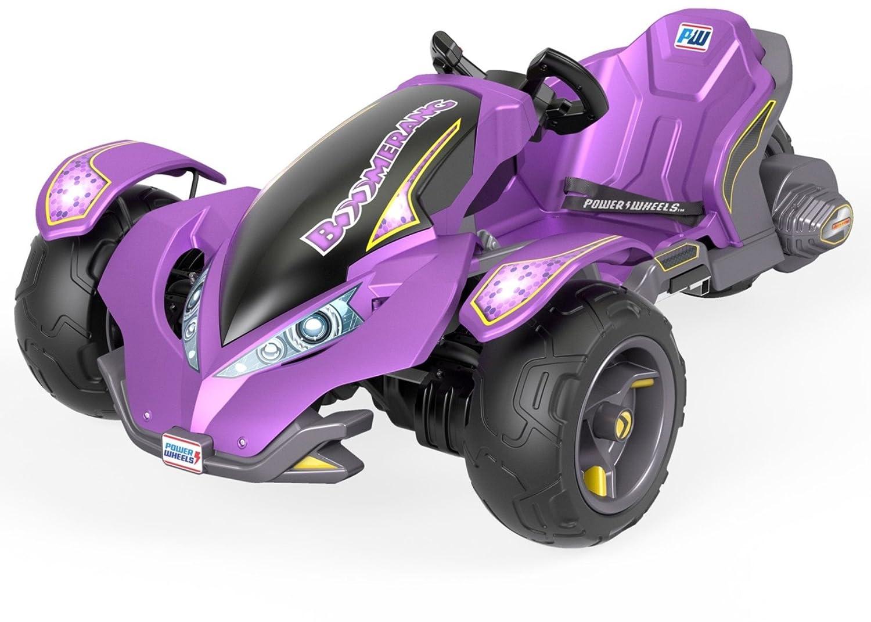 a7cd2c6cd846f Amazon.com  Power Wheels Boomerang