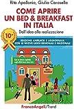 Come aprire un bed & breakfast in Italia. Dall'idea alla realizzazione