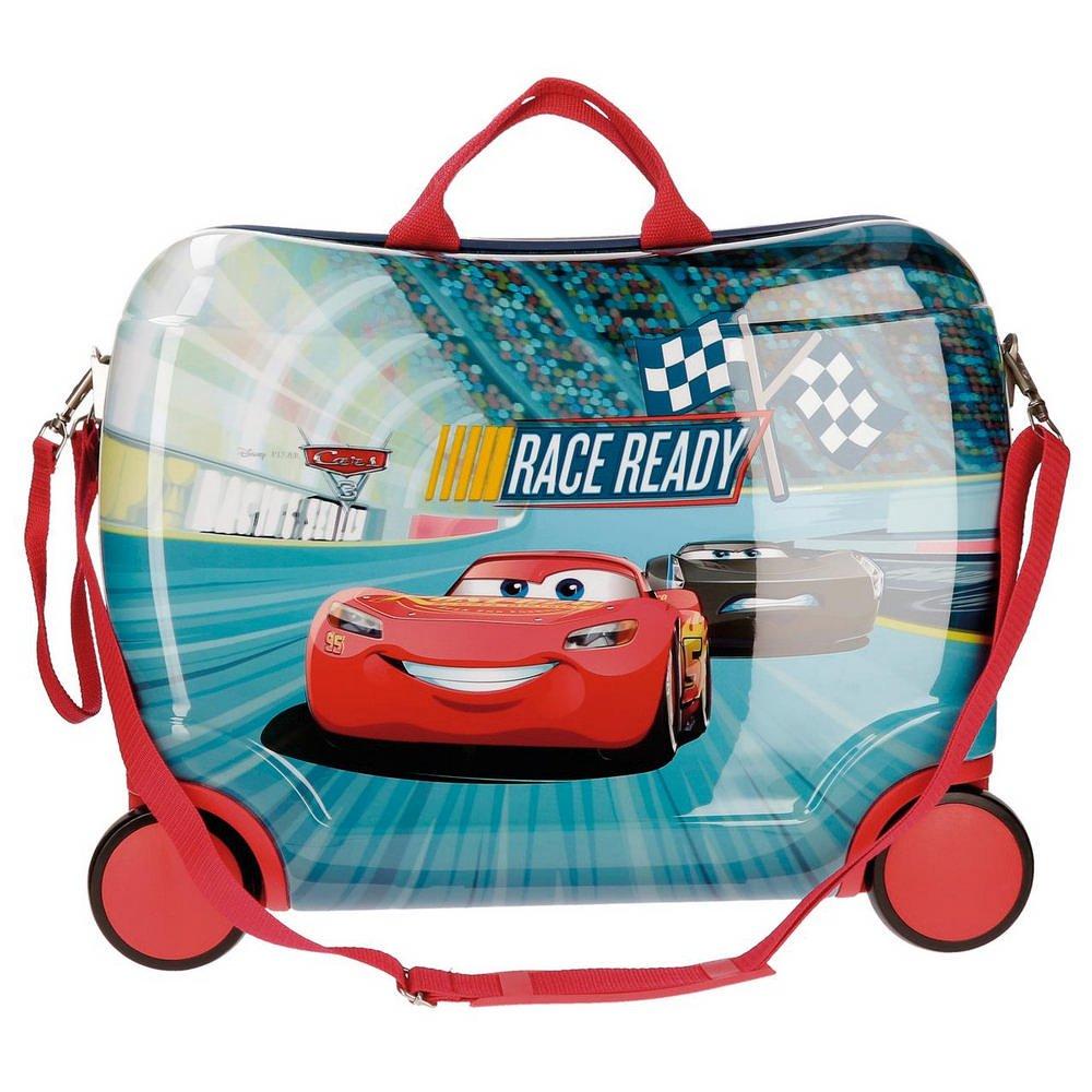 Kinderkoffer zum Sitzen - Cars Sitzkoffer