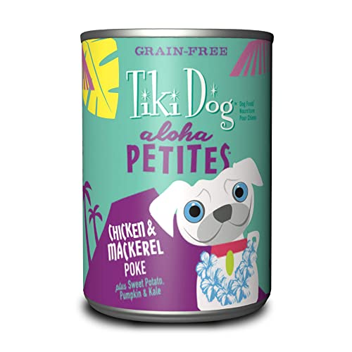 Tiki Dog Aloha Petites Wet Food Review
