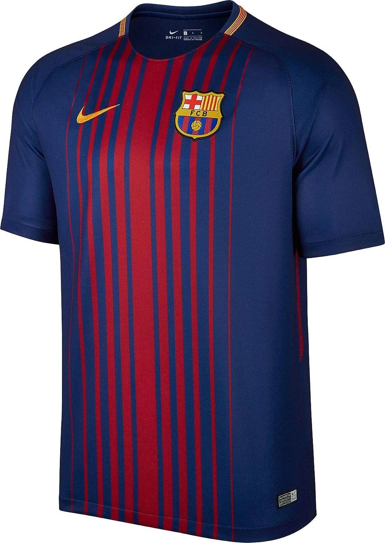 Amazon.com: 2017 – 2018 Barcelona Home Nike playera de ...