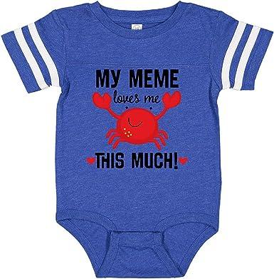inktastic Sushi Gift Idea Baby T-Shirt 6 Months Light Blue