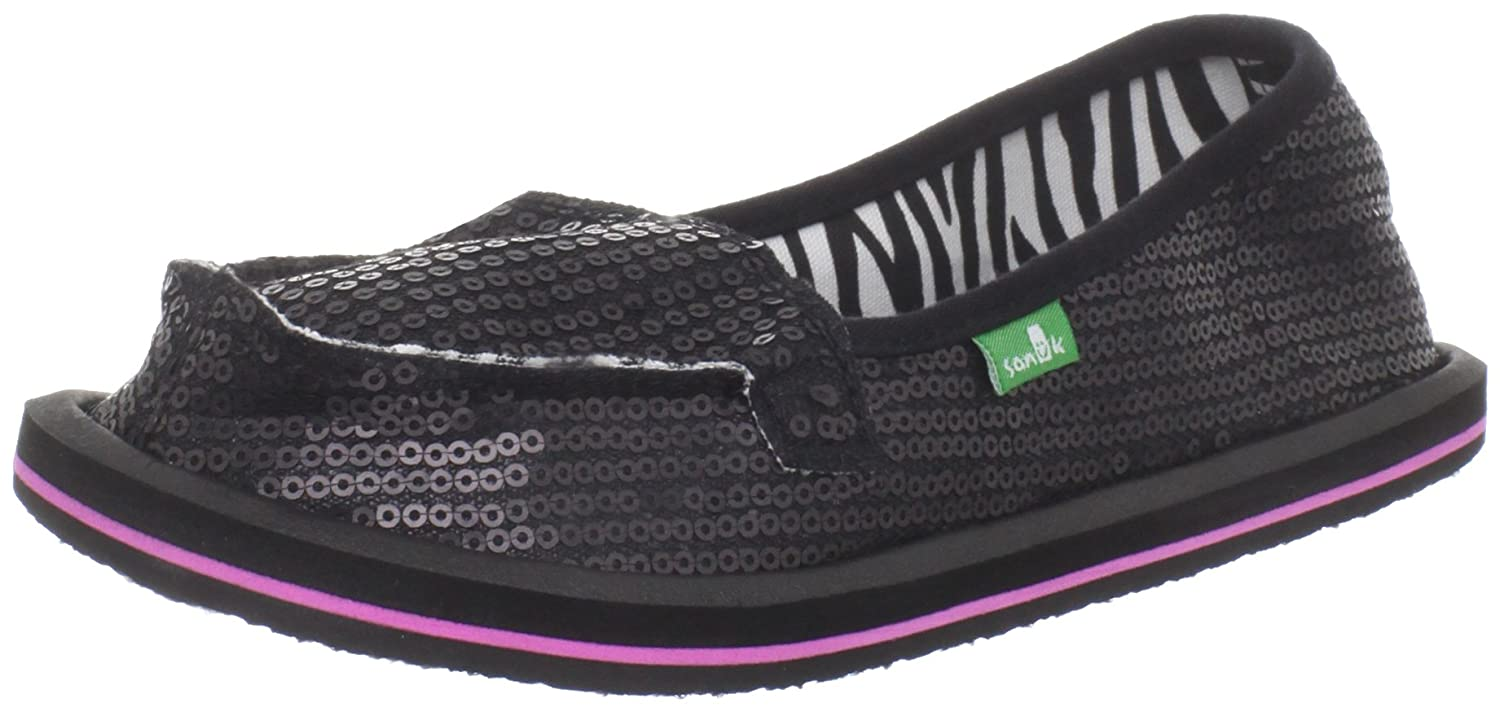Sanuk Limelight Slip-On Toddler//Little Kid//Big Kid K Sanuk Kids Limelight