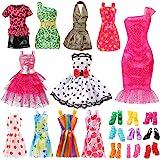 Bigib Set for 11 Ba-Girl Fashion Dolls Clothes Accessories