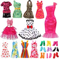 """Set for 11"""" Ba-Girl Fashion Dolls Clothes Accessories"""