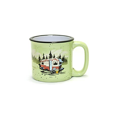 Review Camp Casual CC-004G Mug