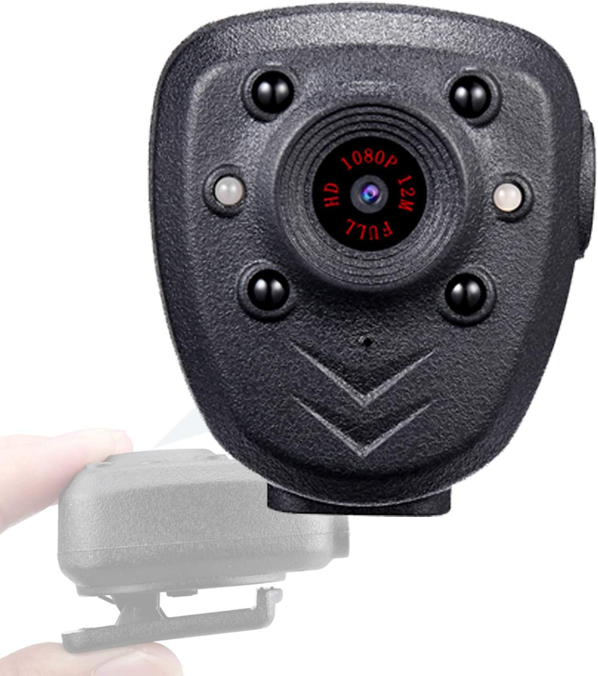 HD 1080P Spy Camera,Car Key Camera,with 32GB Memory Card,2 Hours Video Taking Battery Life,for Business Conference and Security Hidden Camera
