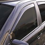 ClimAir Windabweiser -CLI0044052 - hinten Farbe: rauchgrau
