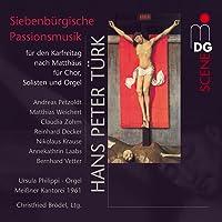 Siebenbürgische Passionsmusik für Karfreitag