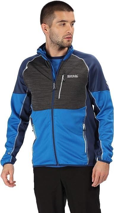 Regatta Yare Knitted Stretch Softshell Jacket