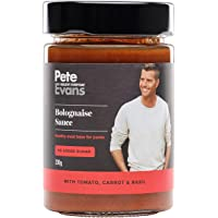 Pete Evans Healthy Everyday Bolognese Pasta Sauce, 330 g