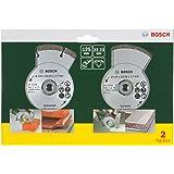 Bosch 2 607 019 484 2pieza(s) accesorio para amoladora angular - accesorios para amoladoras angulares