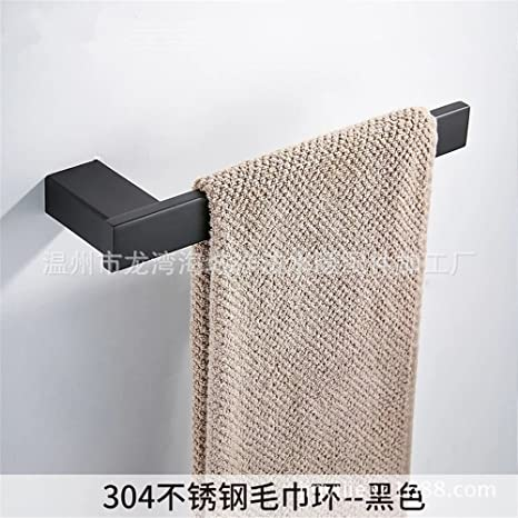 Yomiokla Accesorios de baño Toalla de Metal para Cocina, Inodoro, balcón y bañoAcero Inoxidable