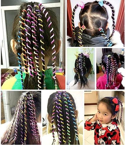 Miraculous Amazon Com Llguz Creative 6Pcs Kids Curler Hair Braid Children Schematic Wiring Diagrams Phreekkolirunnerswayorg