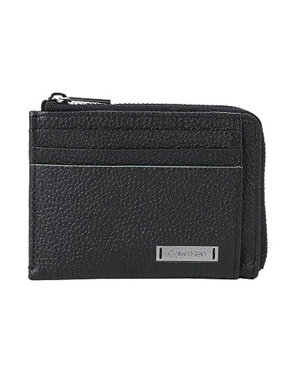 negozio online 72f40 bc0e8 Portafoglio Uomo | Calvin Klein Jeans | K50K503935-Black ...