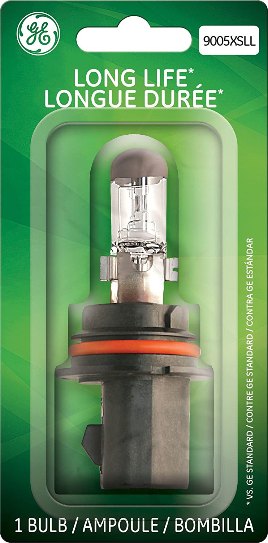GE Lighting 9005XSLL/BP Long Life Automotive Replacement Bulb