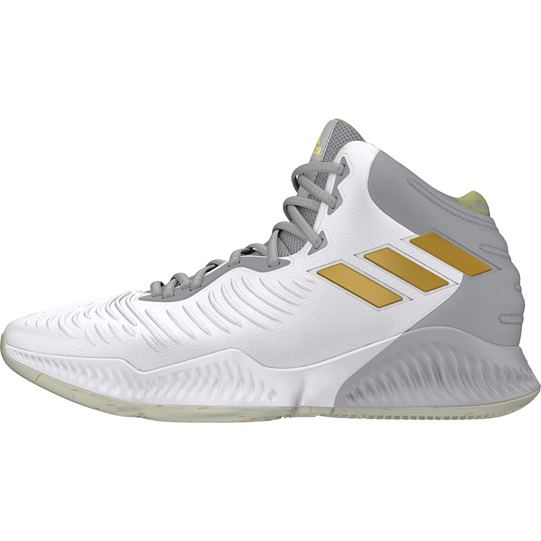Adidas Mad Bounce 2018, Scarpe da Basket Uomo AC7428
