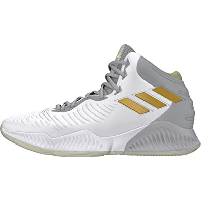 91737a80c8cde adidas Men s Mad Bounce 2018 Basketball Shoes  Amazon.co.uk  Shoes ...