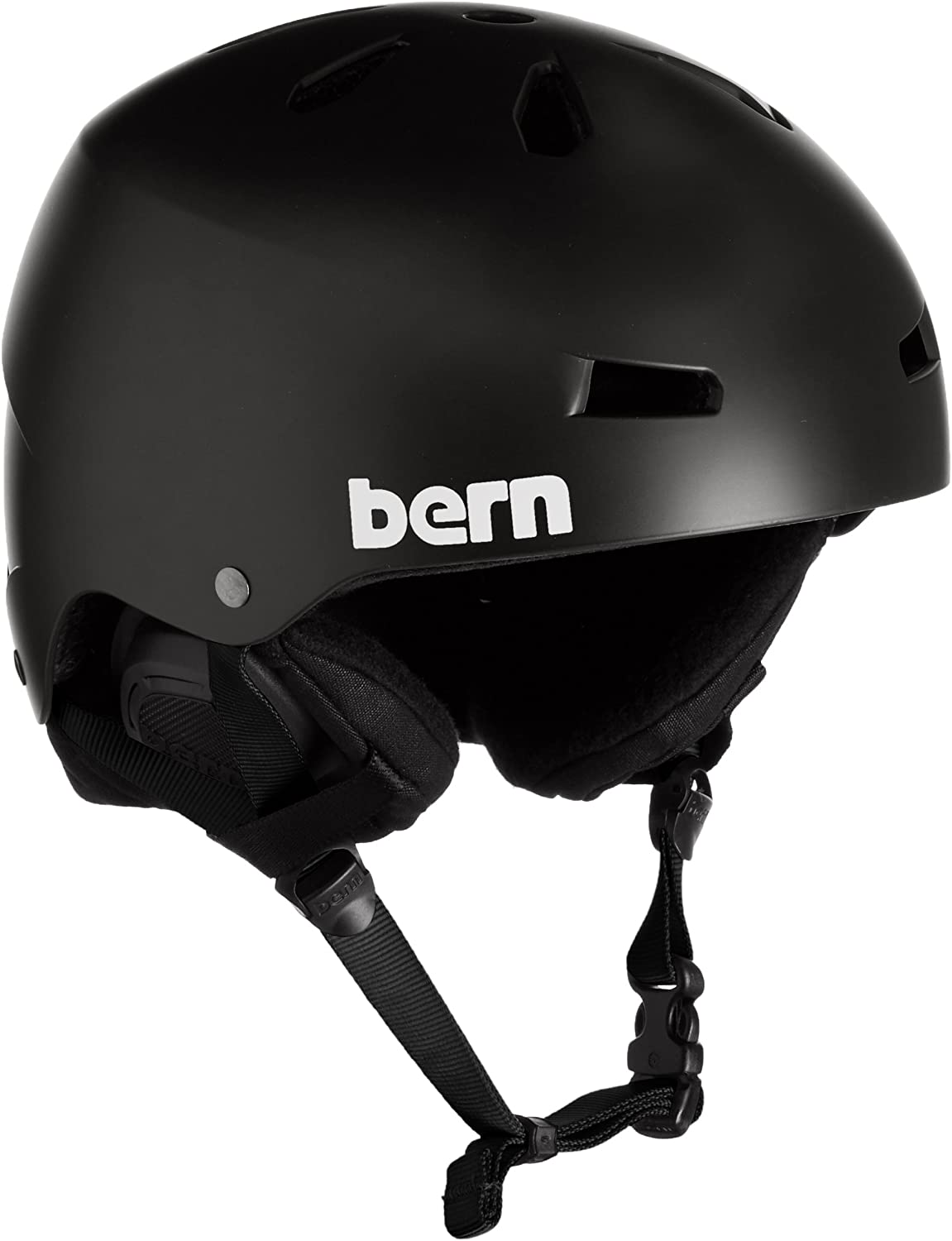Bern, Multi Sport Helmet for Kids and Adults Bike Skate, Team Macon, Multiple Colors and Sizes