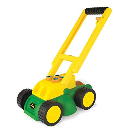 Childrens Push Lawn Mower with Rattle Sound