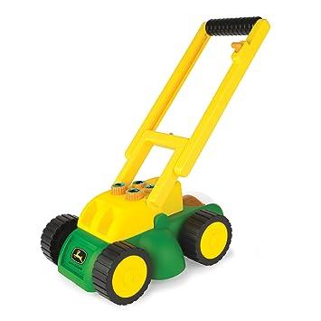 b7a847ba469 John Deere Electronic Lawn Mower  Amazon.com.au  Toys   Games