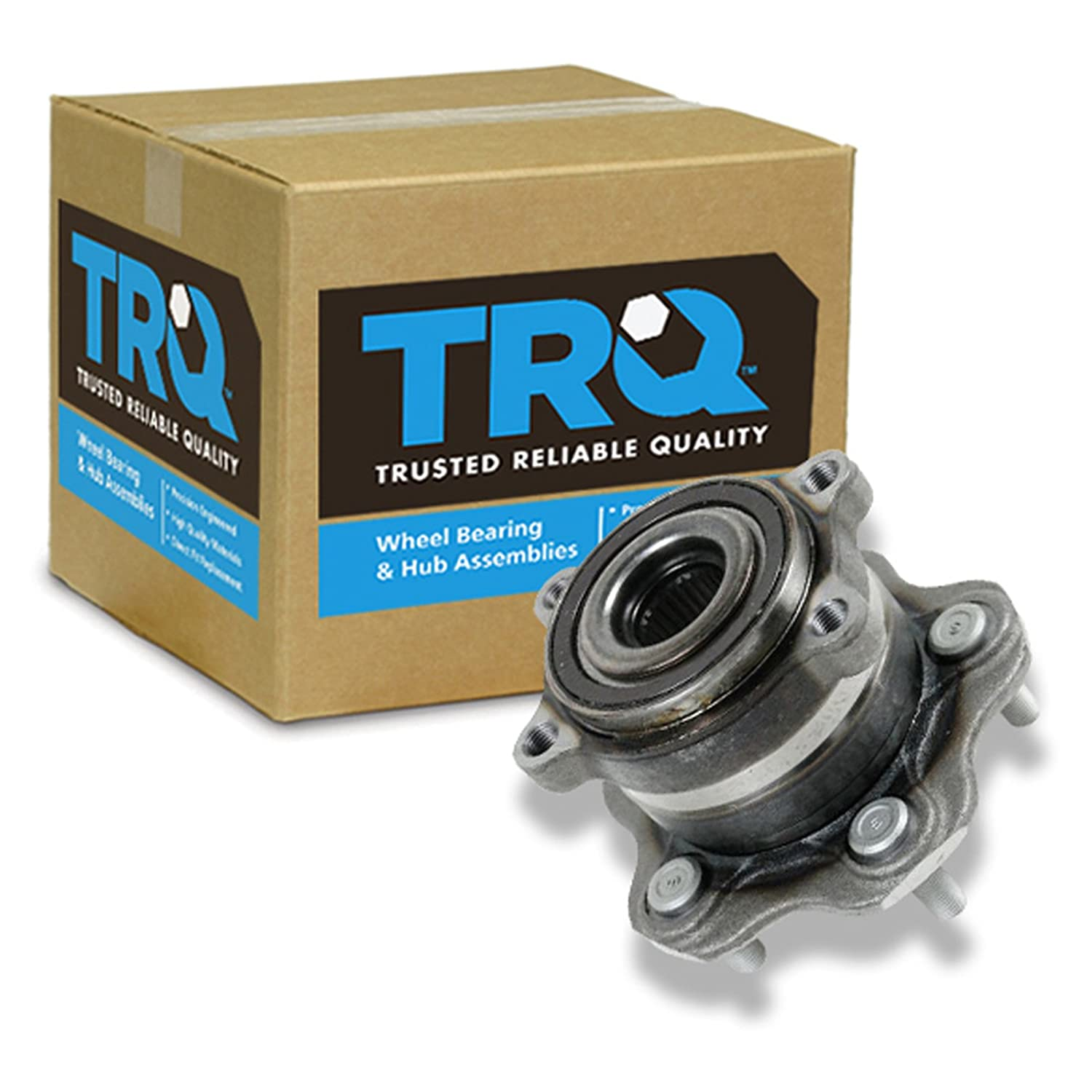 Rear Wheel Bearing Hub Assembly Left Or Right For Nissan Murano AWD 03-07 TRQ