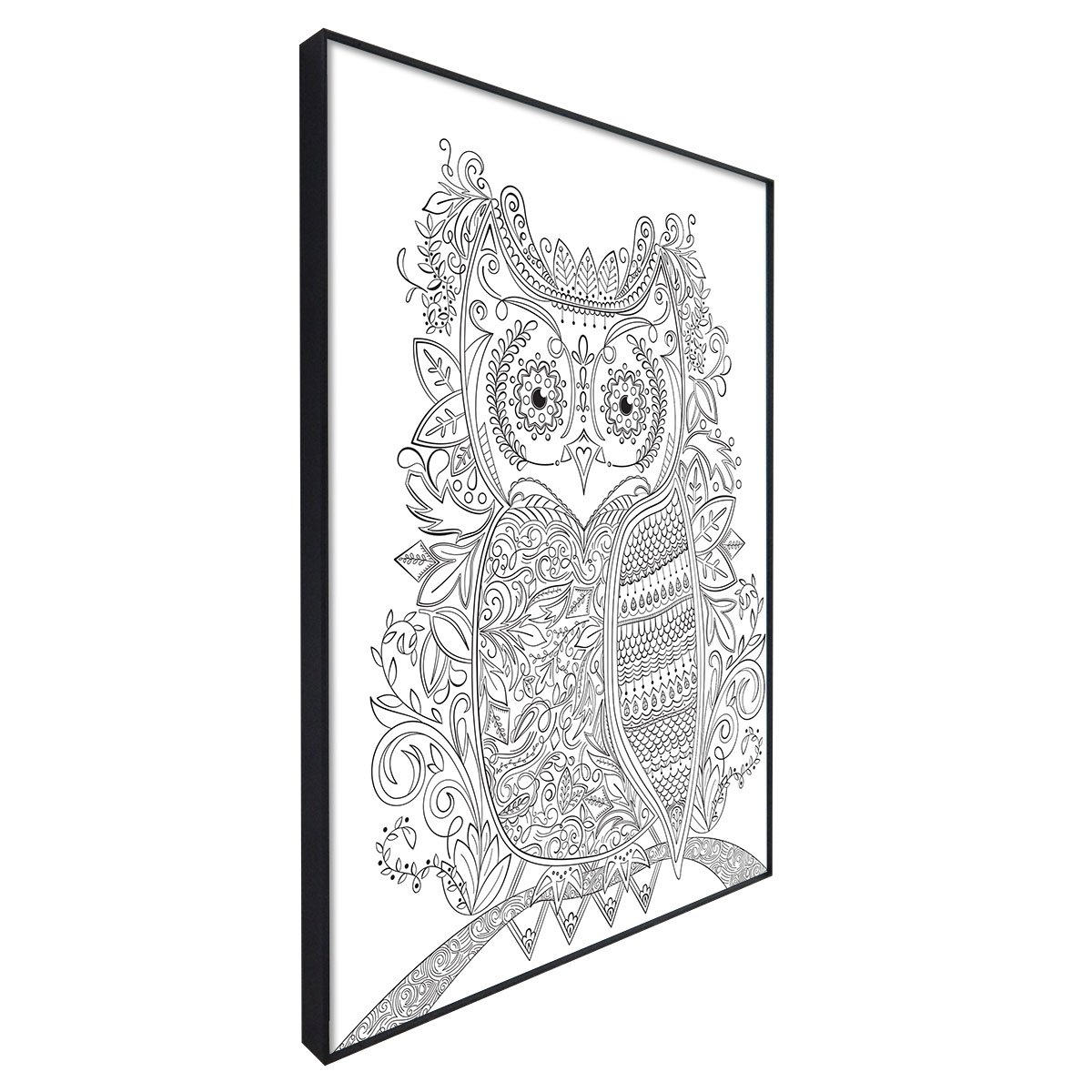 amazon com mcs 10x13 inch time out color in frame coloring