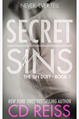 Secret Sins: (Sins Duet #1) Kindle Edition