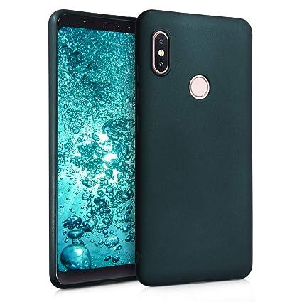 Amazon.com: kwmobile - Carcasa de silicona para Xiaomi Redmi ...