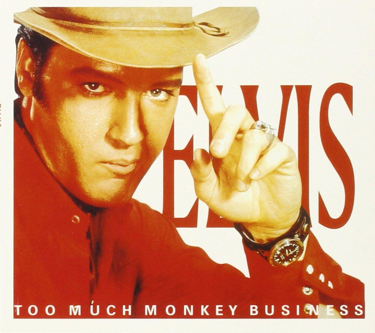Amazon | Too Much Monkey Business | Presley, Elvis | ポップス | 音楽