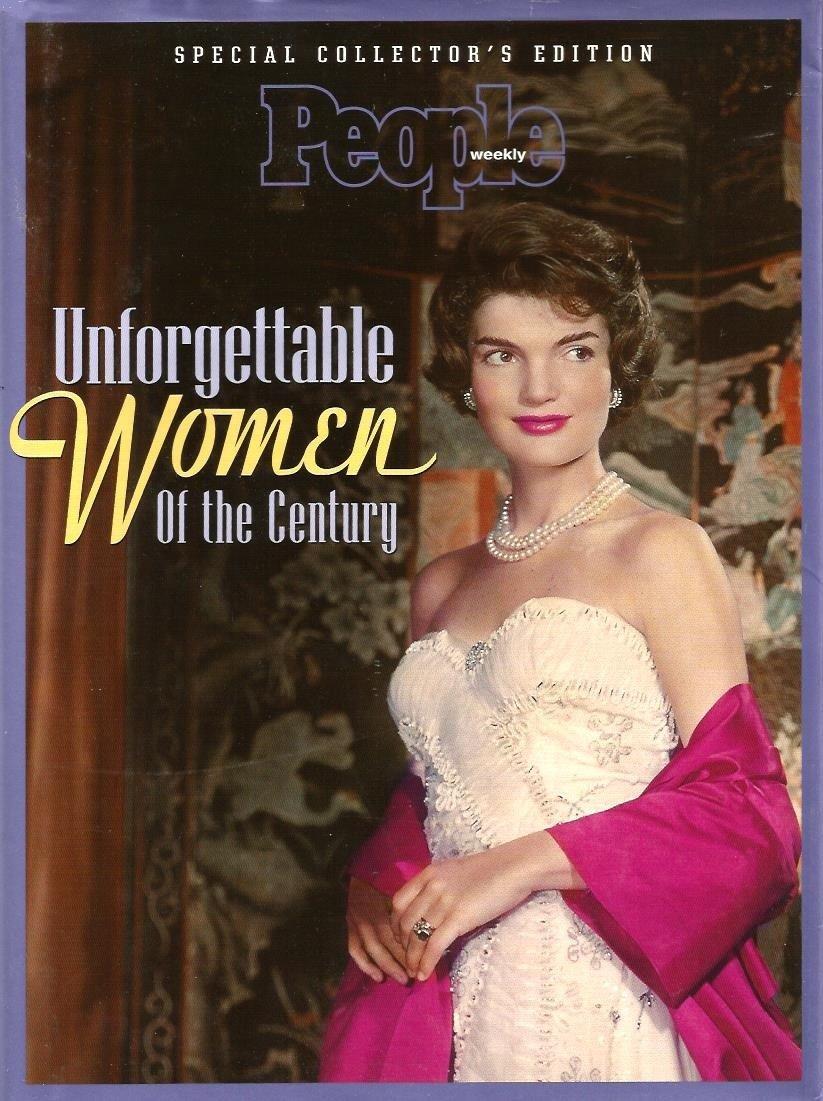 Unforgettable Women of the Century: N. Y.) People Magazine (New York:  9781883013363: Amazon.com: Books
