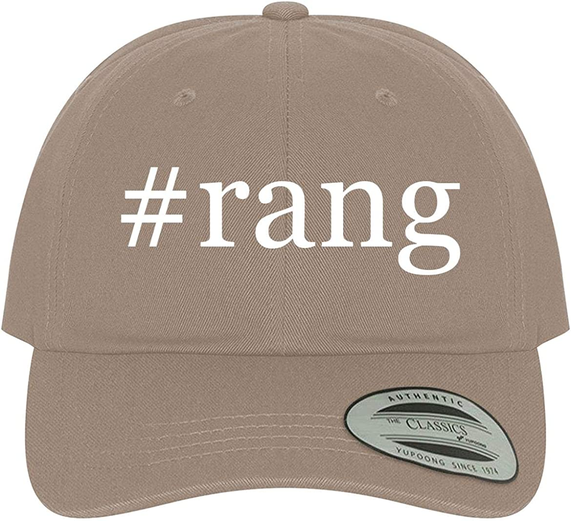 The Town Butler #rang - A Comfortable Adjustable Hashtag Dad Baseball Hat