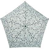 小川(Ogawa) スリムライト折りたたみ傘 手開き 50cm 5本骨 超軽量 約90g korko コルコ フォレスト はっ水 81224