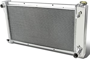 Replacement for Chevy/GMC Truck Full Aluminum 3-Row Racing Radiator